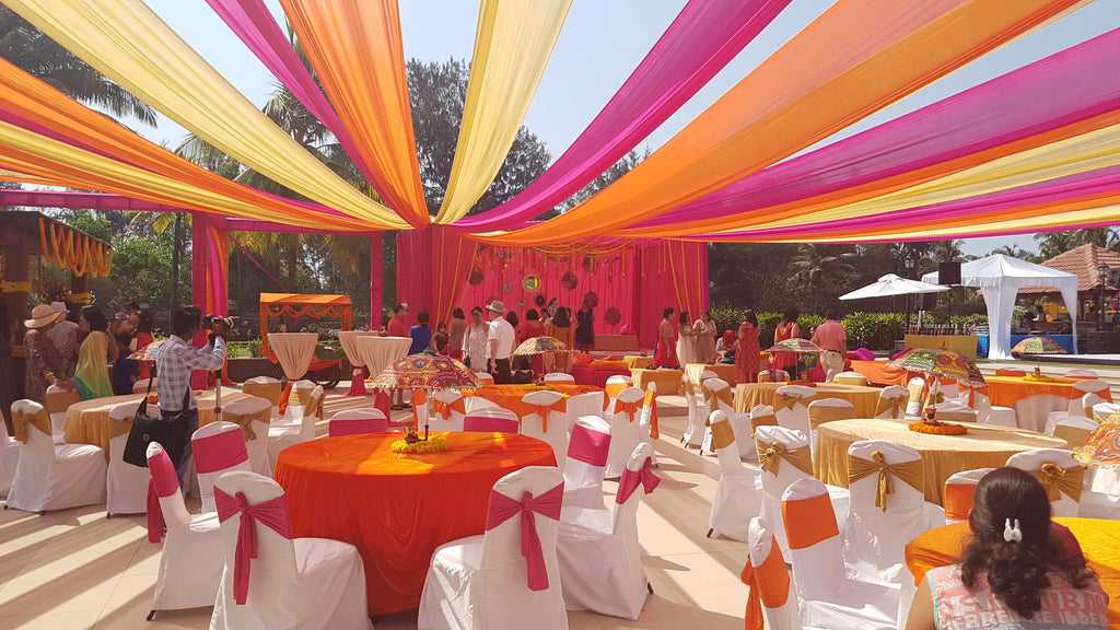 An Indian Wedding in Goa