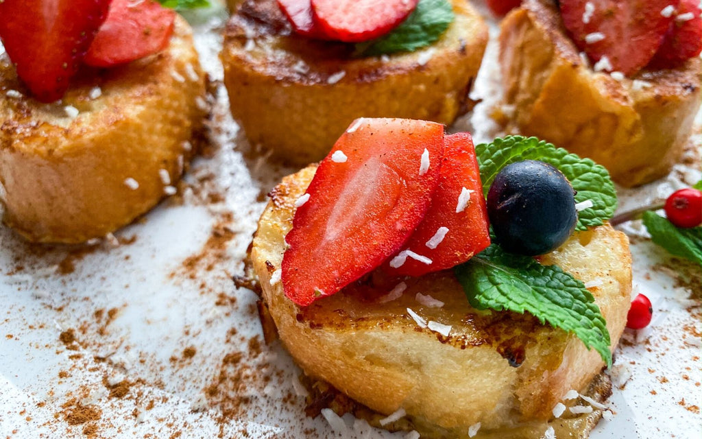 Brunch Food Ideas | Brazilian Easy French Toast