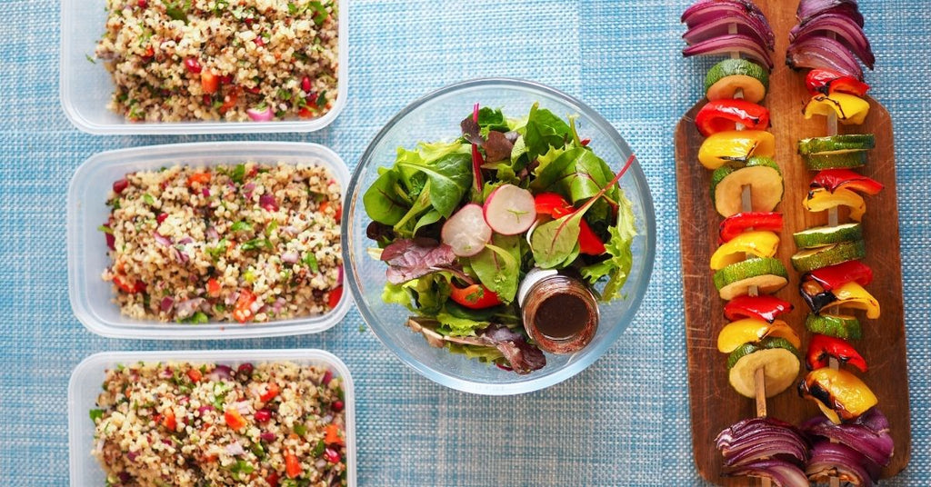 Healthy Meal Prep Ideas for the Week
