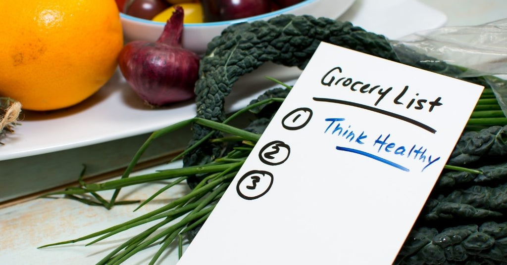 Healthy Meal Prep Grocery List - How to do it