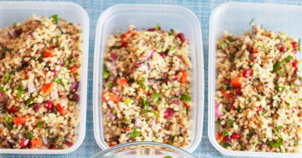 Healthy Meal Prep Ideas for the Week_Quinoa Recipe