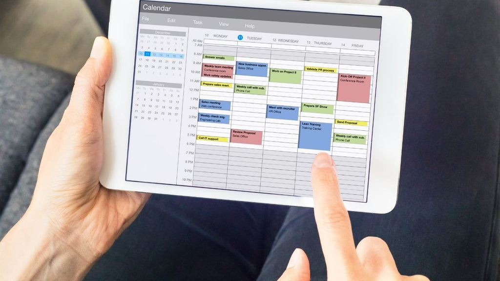 How to Organize Life + Be More Productive