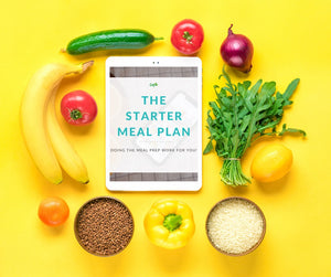 Starter Meal Plan Kit - Omni (all foods)