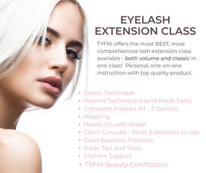 What Eyelash Extension Class is the Best?