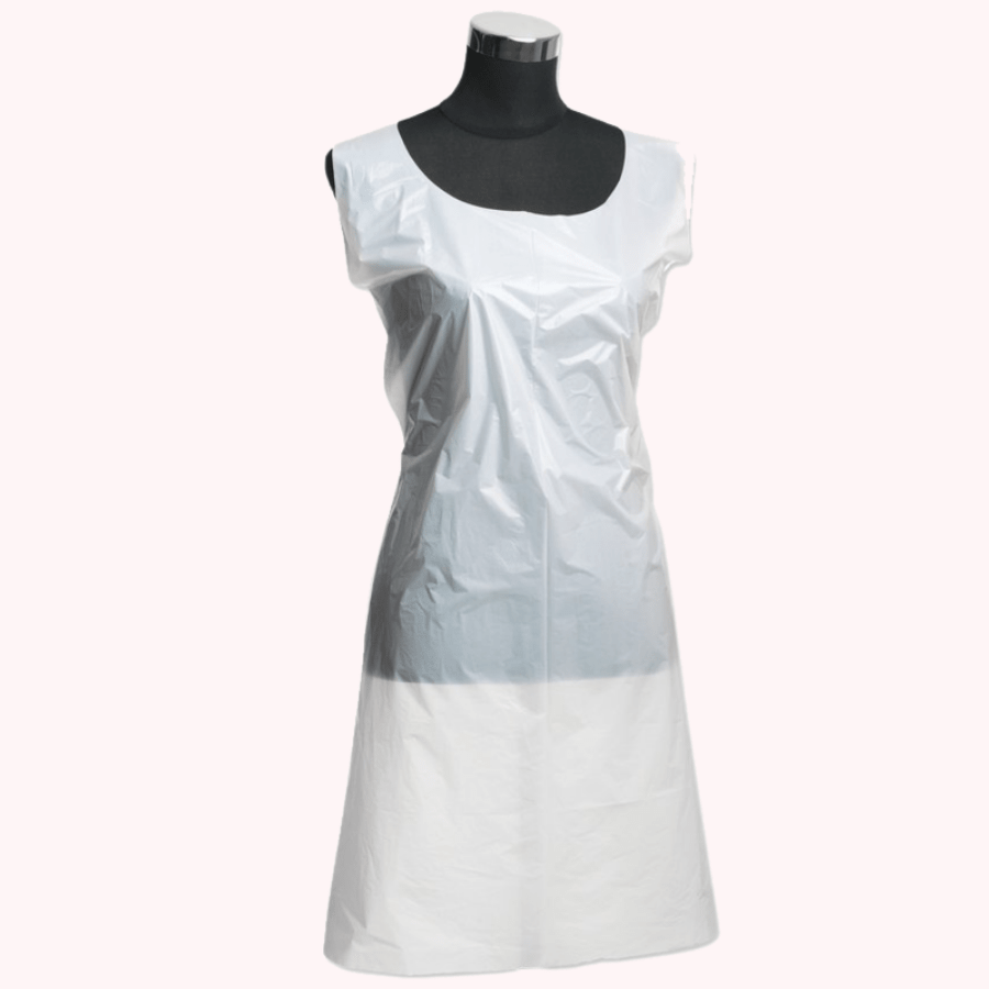 Disposable Apron 10 Pk