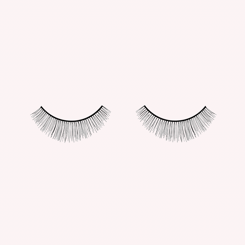 Training Strip Lashes