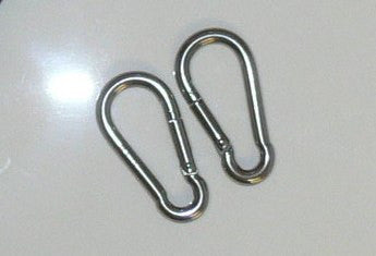 Stainless Steel Safety Snaps for Harness