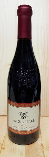 Patz & Hall Gap's Crown Pinot Noir 2013