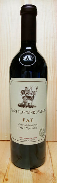 Stags Leap Fay Vineyard Cabernet Sauvignon 2014