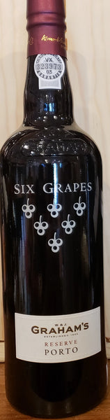 Grahams Six Grapes NV