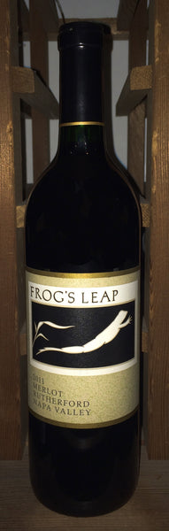 Frogs Leap Merlot 2015