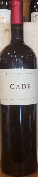 Cade Howell Mountain Cabernet Sauvignon 2015
