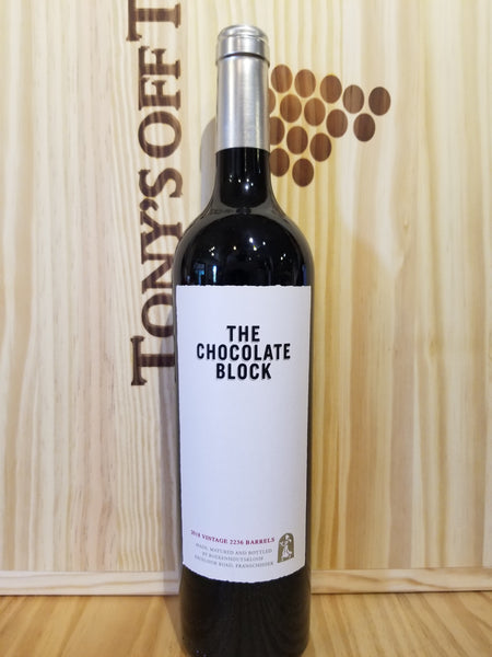 Boekenhoutskloff The Chocolate Block Red Blend 2018