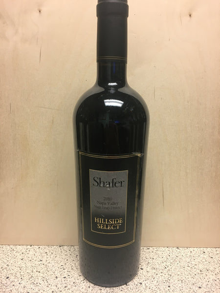 Shafer Hillside Select Cabernet Sauvignon 2015