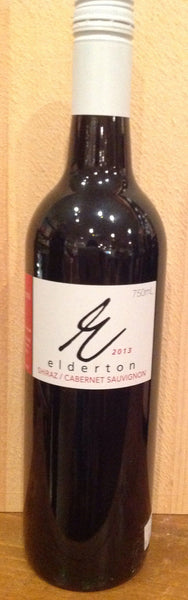 Elderton Cab-Shiraz 2014