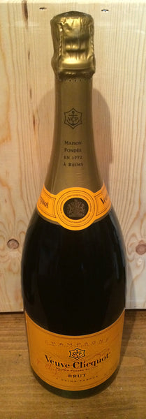 Veuve Clicquot Yellow Label NV
