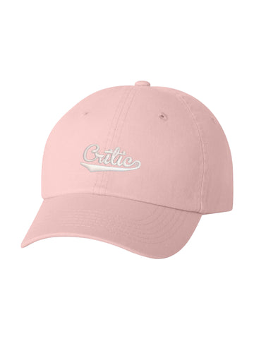 Dad Cap in Pink
