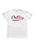 USA Critic Script in White