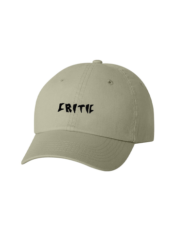Slasher Dad Cap in Khaki
