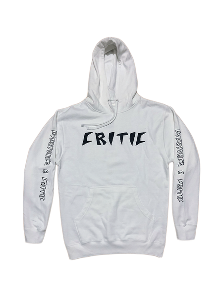 Slasher Hoodie in White