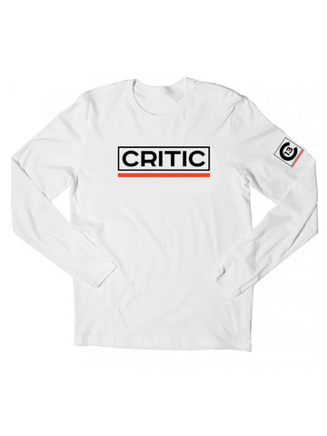 Sport Long Sleeve in White