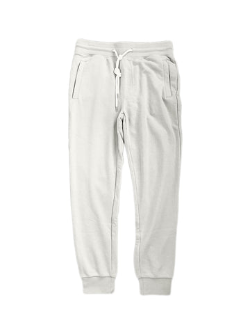 French Terry Joggers in Taupe (Quick-strike)