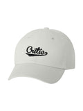Dad Cap in White