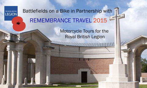 Royal British Legion Tours (Remembrance Travel)