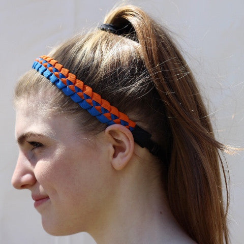 Sillies Headband - Blue/Orange Combo