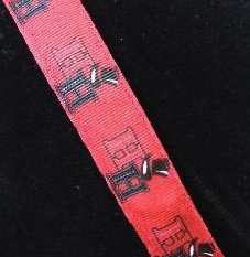 HH Grosgrain Ribbon by the yard