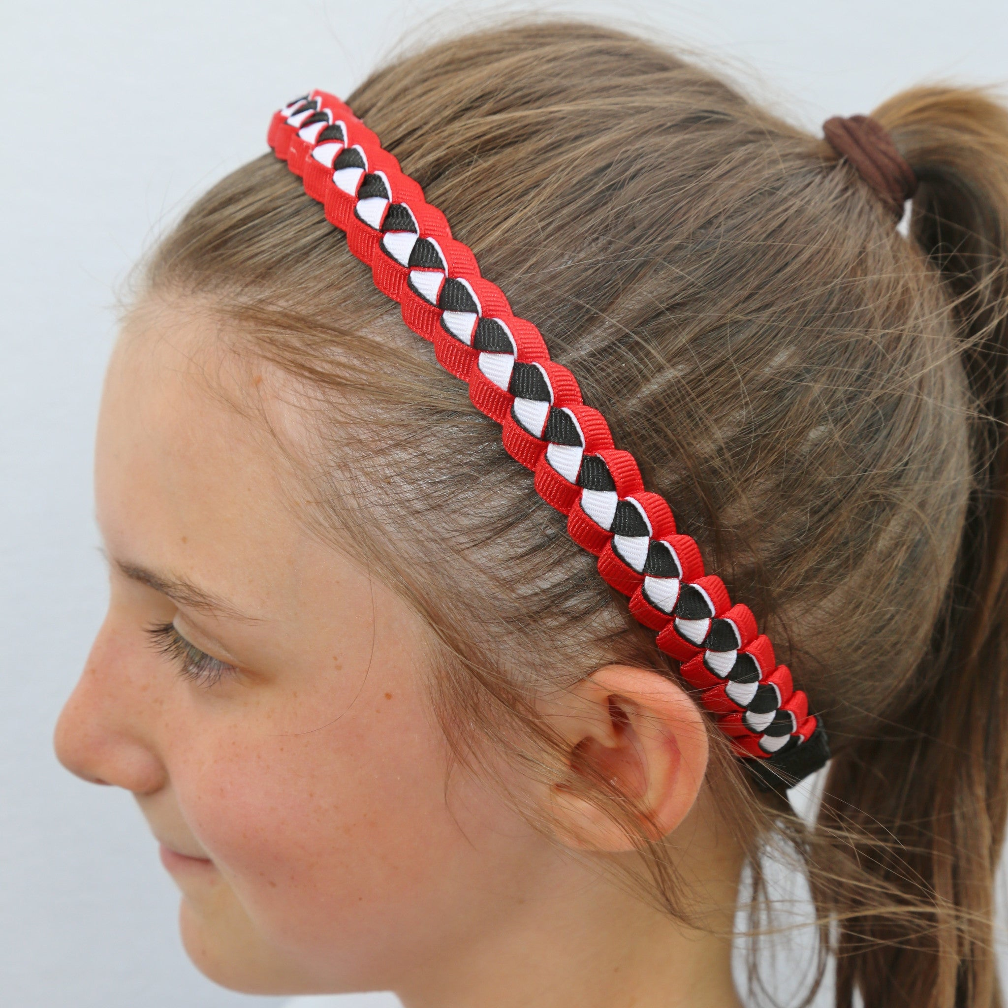 Sillies Headband - Red/Black/White Combinations