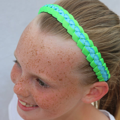 Skinny Sillies Headband VBIII - Neon- Build Your Own