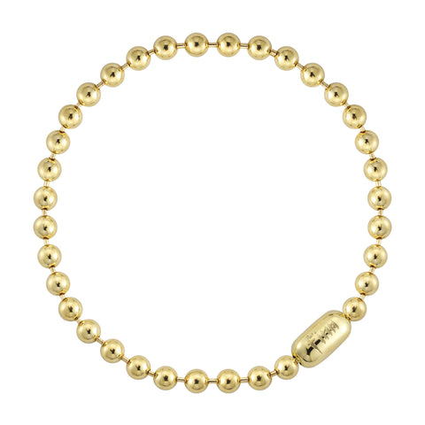 Ball Chain Bracelet - Finn