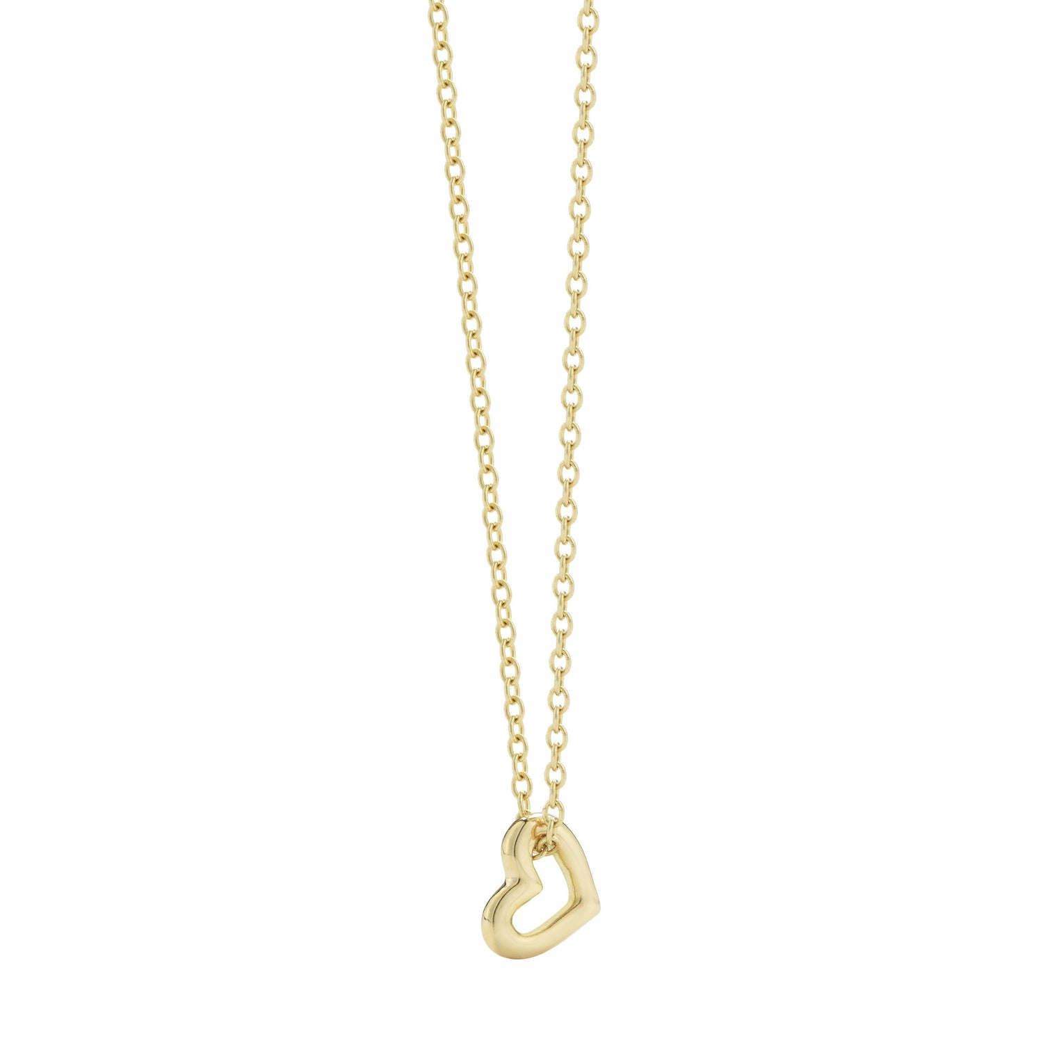 yellow floating necklace roth in heritage mini peter heart gold ribbon thomas chain reed pendant and