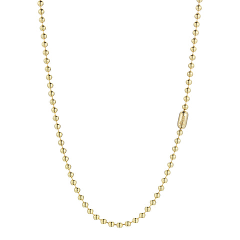 3.5mm Ball Chain Necklace - Finn