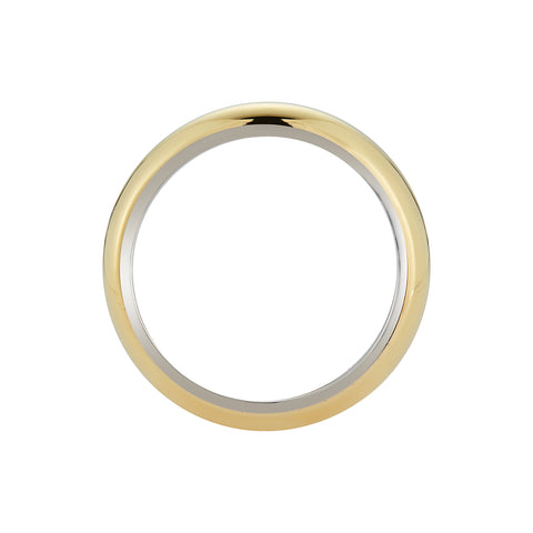 Fused Gold and Platinum Ring