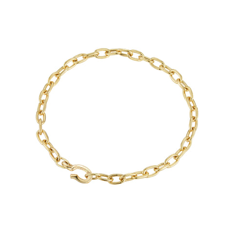 Hollow Chain Bracelet