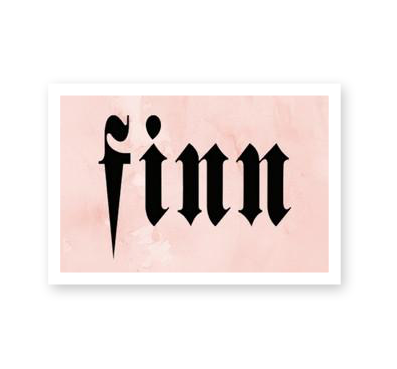 gift card by finn by candice pool neistat