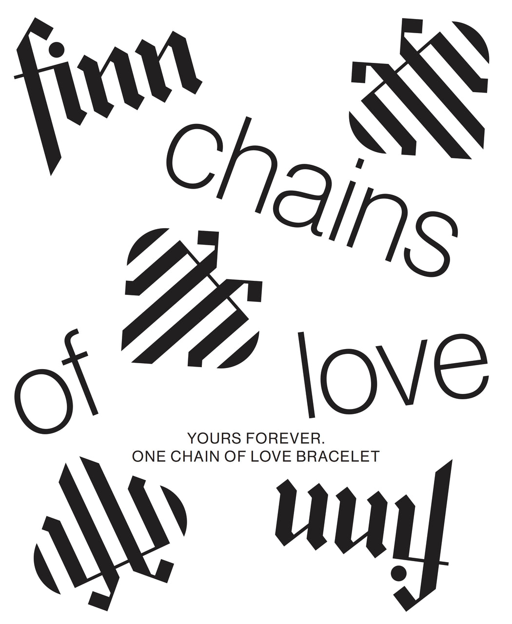 Chains of Love Gift Card