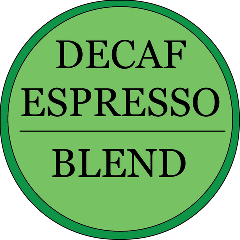 Espresso | Water Process Decaf