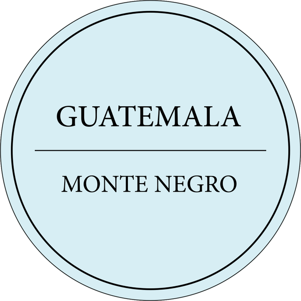 Guatemala | Monte Negro | Direct Trade | Light Roast