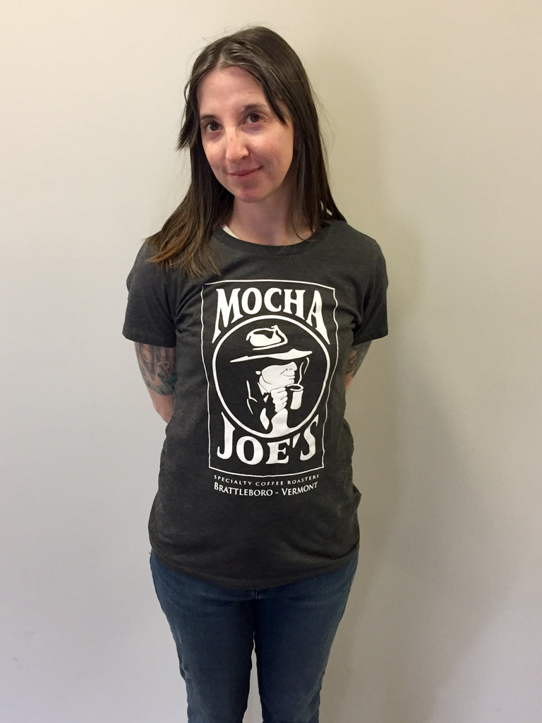 Mocha Joe's T-Shirt - Grey