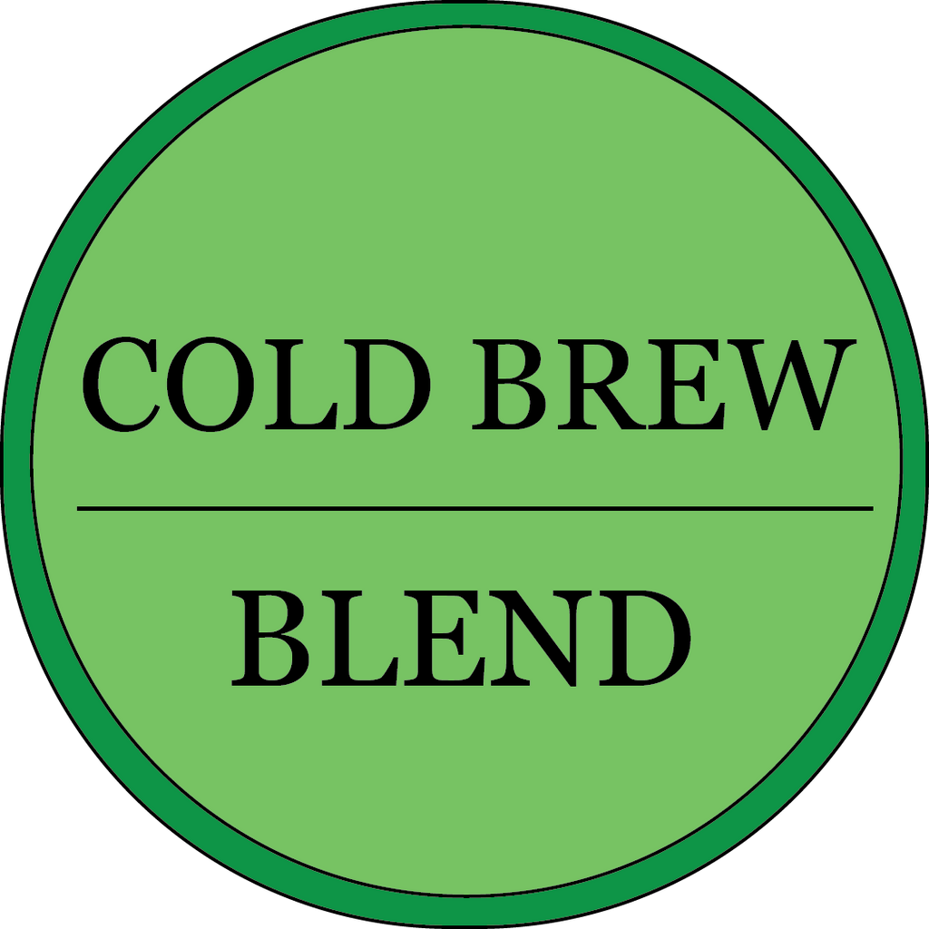 Mocha Joe's Cold Brew Blend