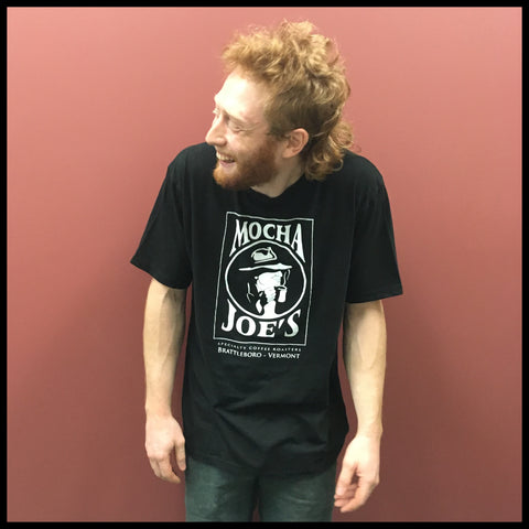 Mocha Joe's T-Shirt - Black
