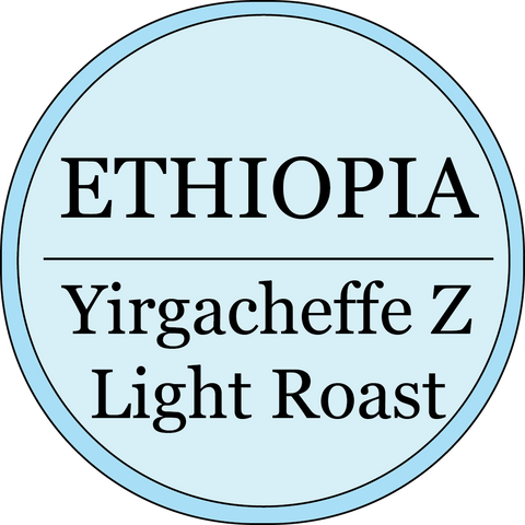 Ethiopia | Light Roast | Yirgacheffe Z