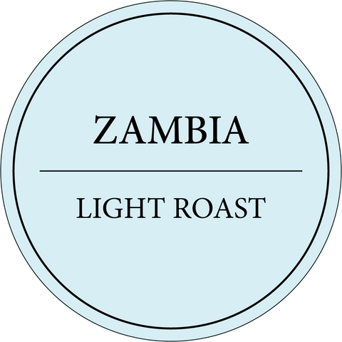 Zambia | Nothern Province | Rain Forest Alliance | Light Roast