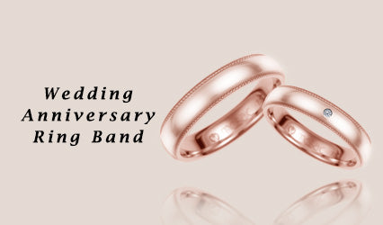 Wedding & Anniversary Ring Bands