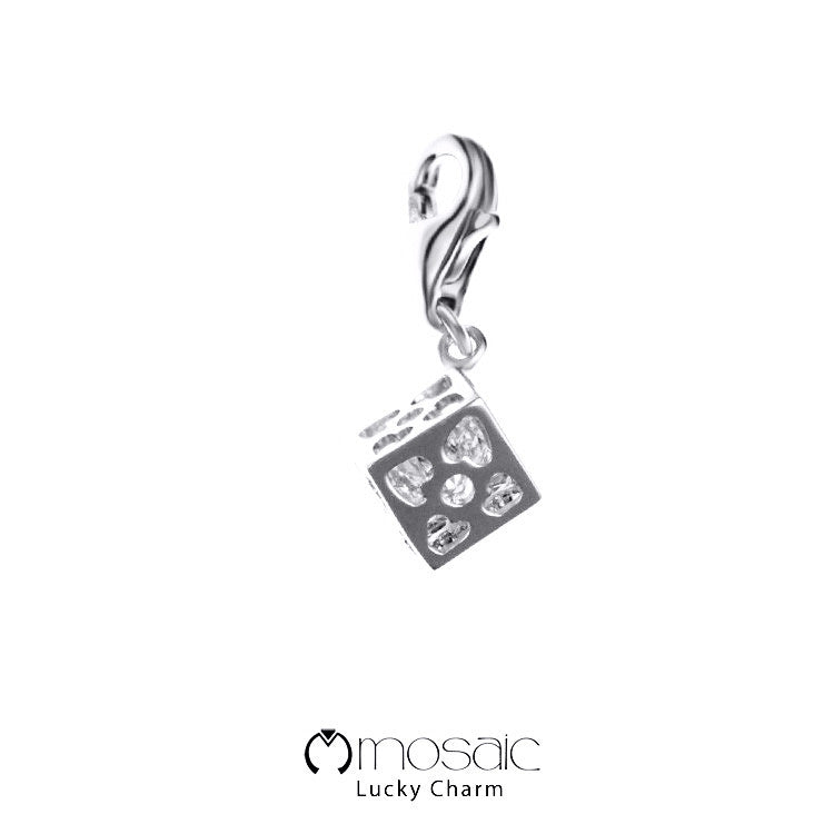 Dicex :: Lucky Charm (10.030) - Mosaic Design Jewelry - 1