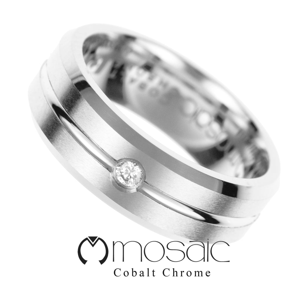 cobalt s chrome diamonds men view with mens black designer p wedding rings benchmark ring quick