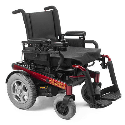 Invacare 3G rRanger x rear-wheel drive power wheel chair HD